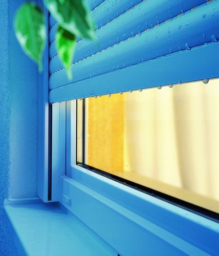 Жалюзи - роллеты (рольставни) надежно закроют Ваши окна от непогоды