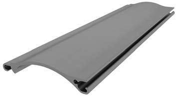 Одностенный алюминиевый экструдированный профиль для жалюзи - роллет (рольставней)
