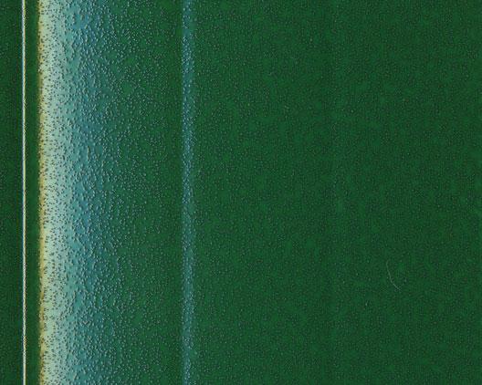 Ламели для жалюзи - роллет зеленого цвета
